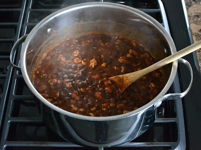 Simmer the Chili