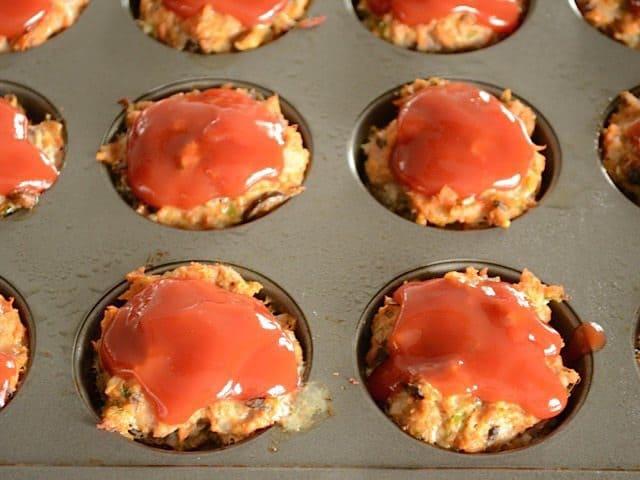 Add Tomato Glaze