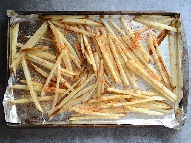 Season Fries