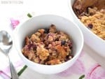 Apple Cherry Baked Oatmeal - BudgetBytes.com