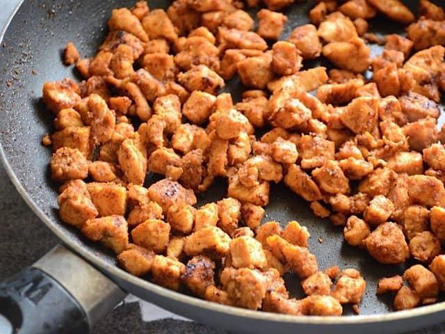 Sautéed Chicken