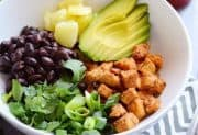 Sweet n' Spicy Chicken Bowls
