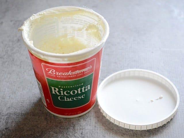 Whole Milk Ricotta