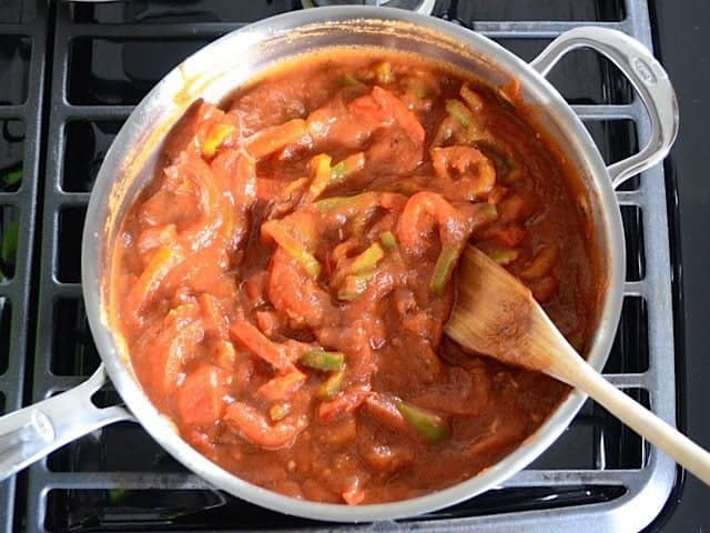 Add Pasta Sauce