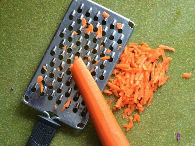 Shred Carrot