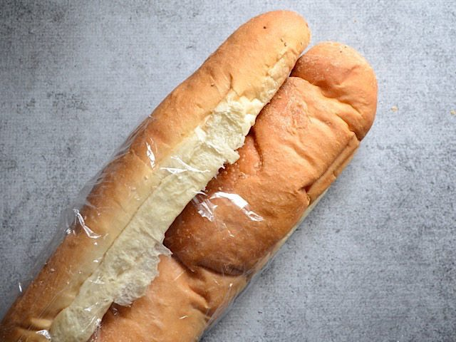Two loaves of French Bread