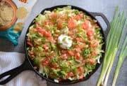 Taco Salad Skillet