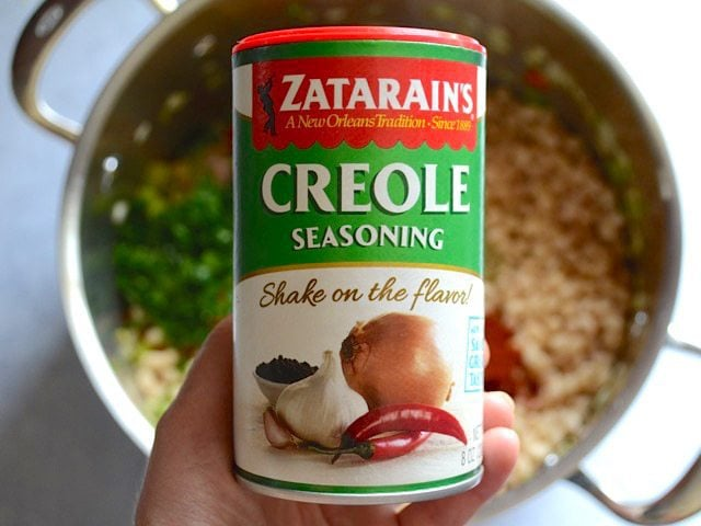 Bottle of Creole Seasoning