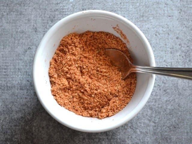 Parmesan Spice Mix