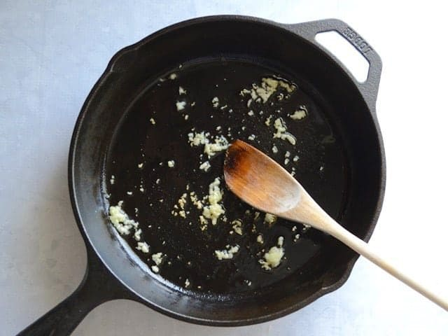 Sautéed Garlic