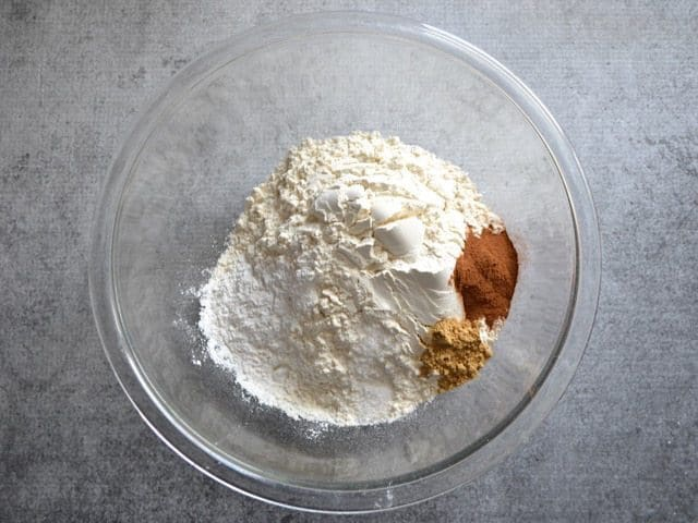 Scone Dry Ingredients