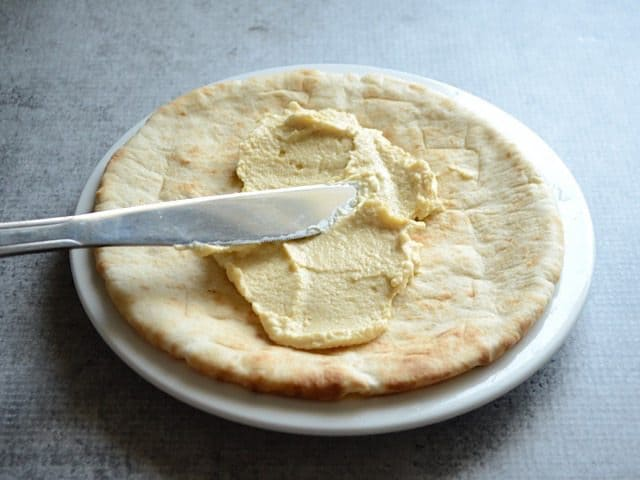 Spread Hummus