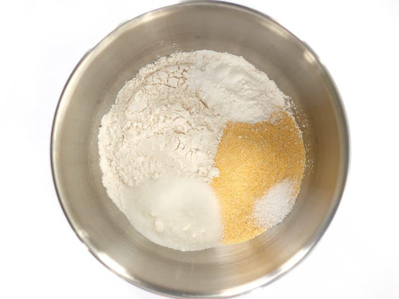 Cornbread Dry Ingredients