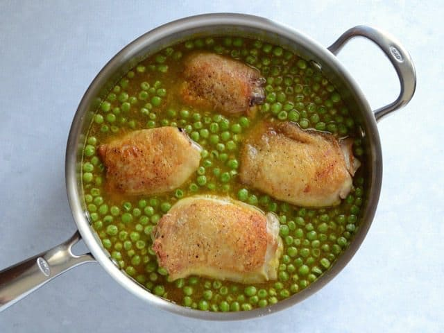 Nestle Browned Chicken