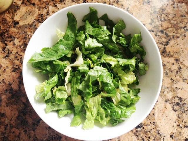 Old Lettuce