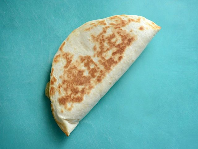 Toasted Quesadilla
