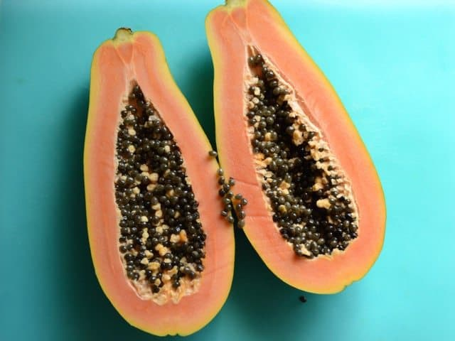 Papaya Whole