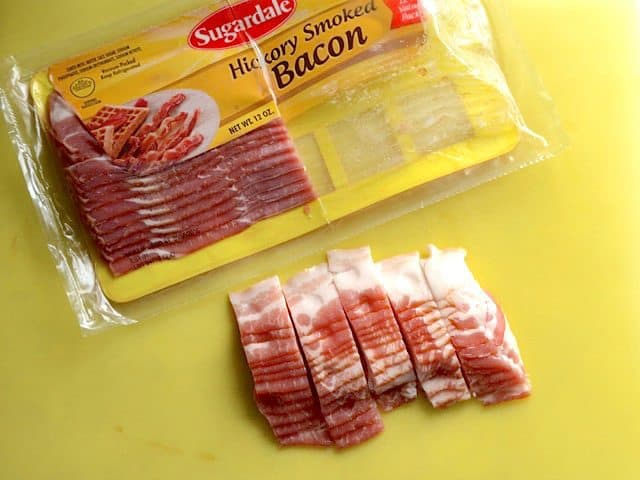 Slice Bacon