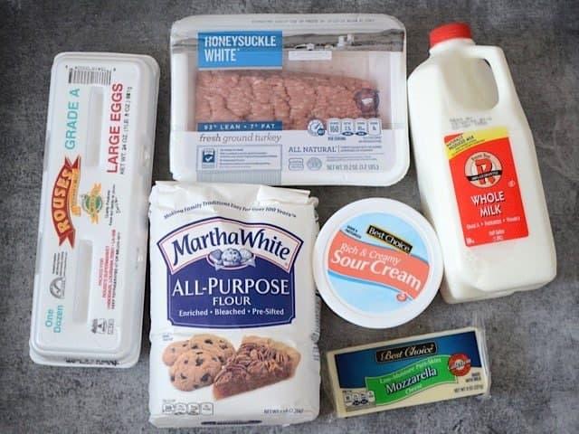 Weekly Groceries 1 10-14