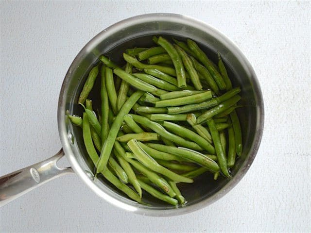 how to cook green beans boil