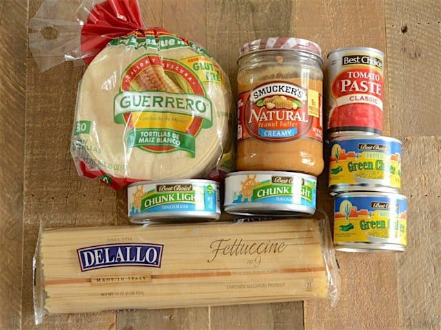 Groceries group 3 10-28
