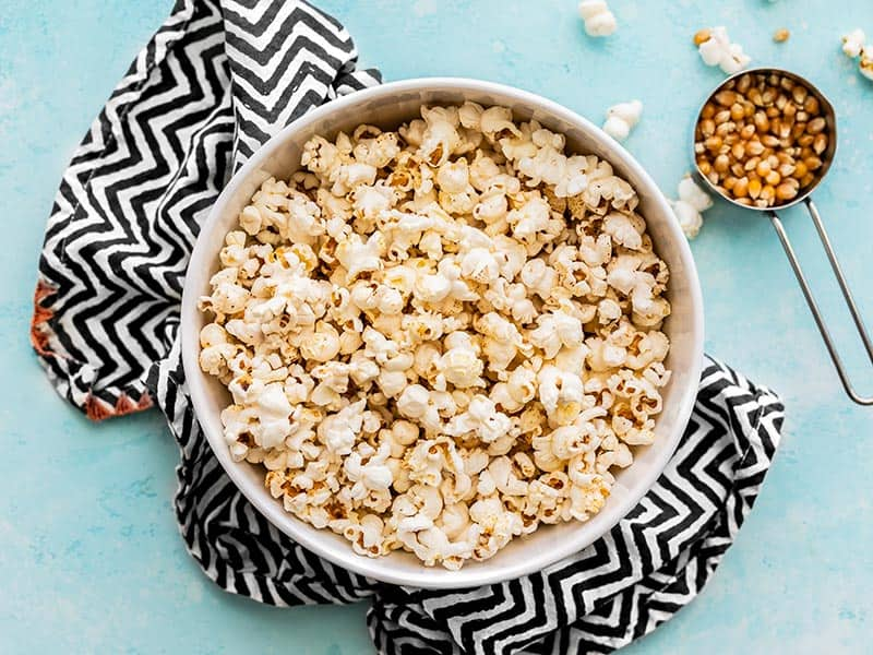 How to Make Perfect Stovetop Popcorn - Budget Bytes