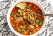 30 minute Homemade Posole
