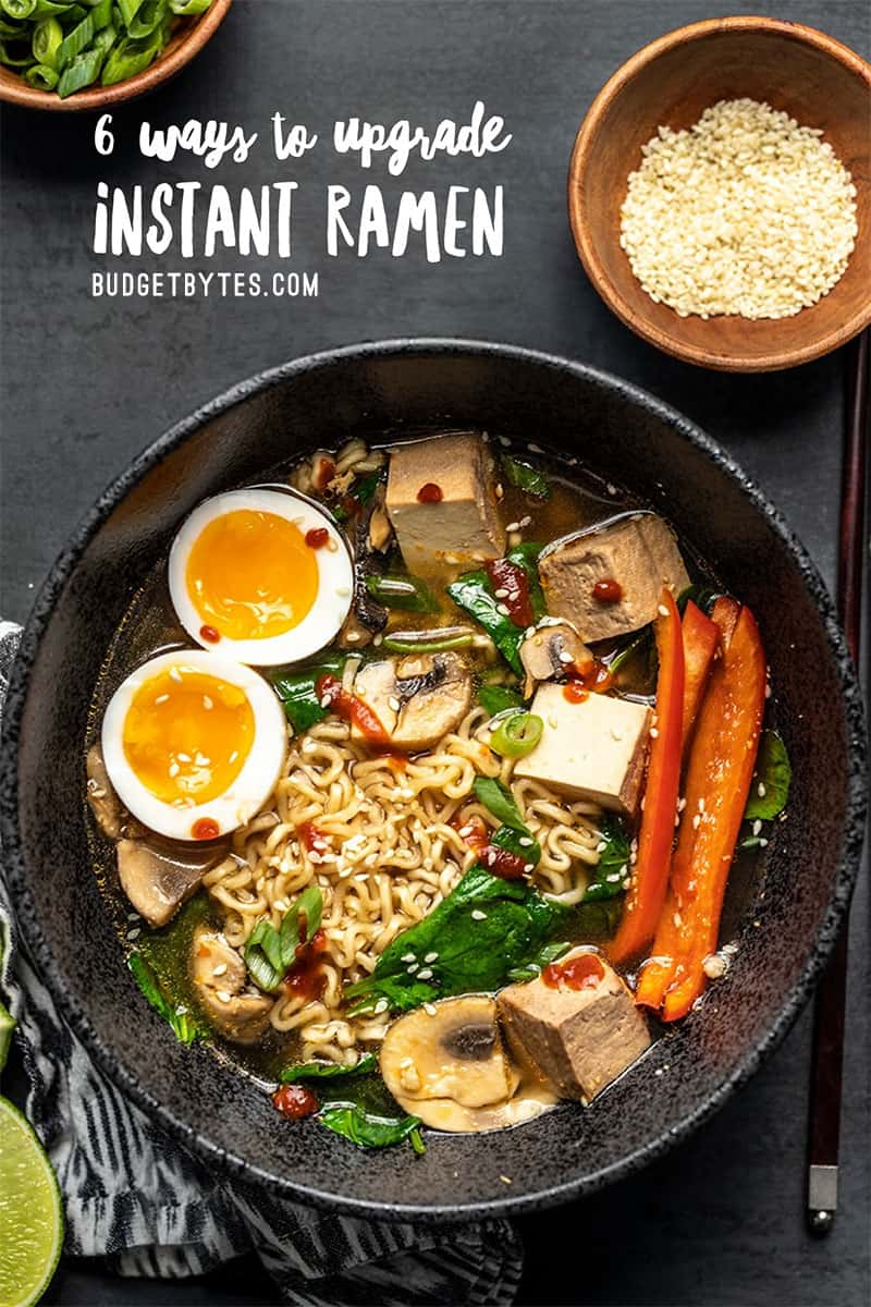 What To Add To Instant Ramen To Make It Better  hno.at