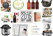 2015 Holiday Gift Guide and GIVEAWAY