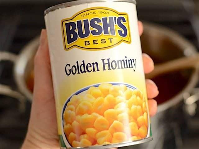 Golden Hominy
