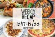Weekly Recap 12/17-12/23