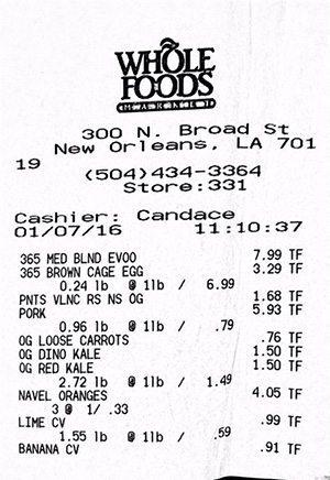 WFM receipt 1-7