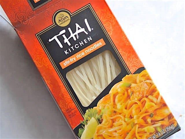 Rice Noodle Box