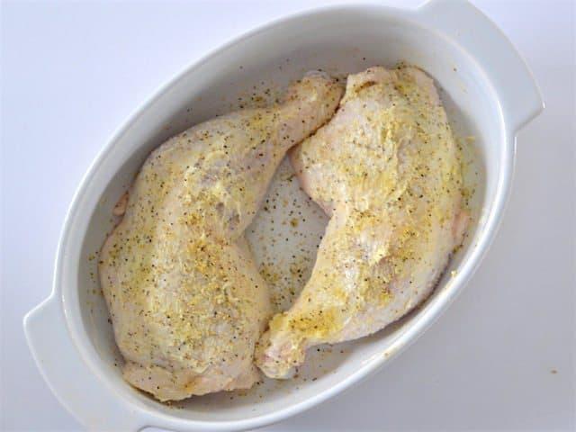Seasoned Chicken Legs