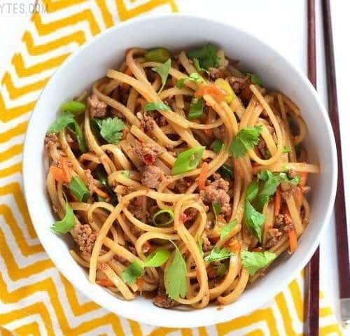 30 Minute Beef Stir Fry Noodles Recipe Budget Bytes