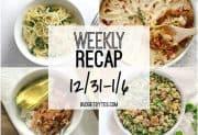 Weekly Recap 12/31-1/6