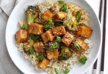 5 Templates for Easy Vegan Dinners 3