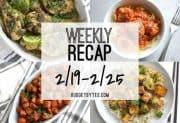 Weekly Recap 2/19-2/25