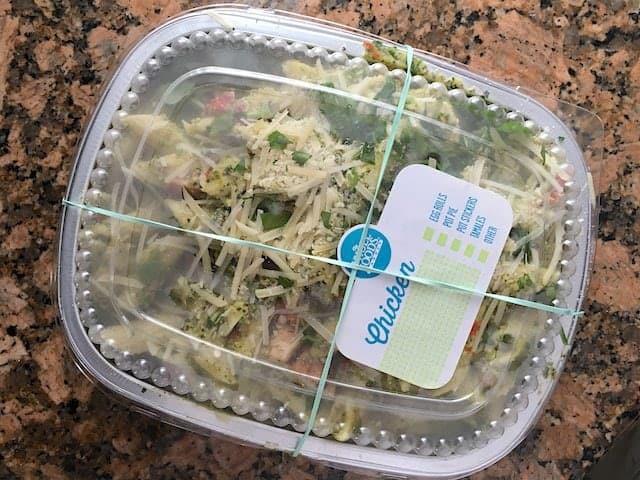 Chicken Pasta Whole Foods