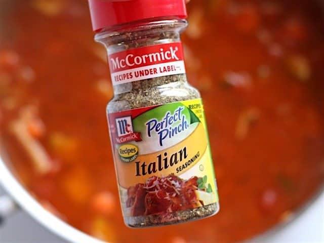 Italian Seasoning Blend