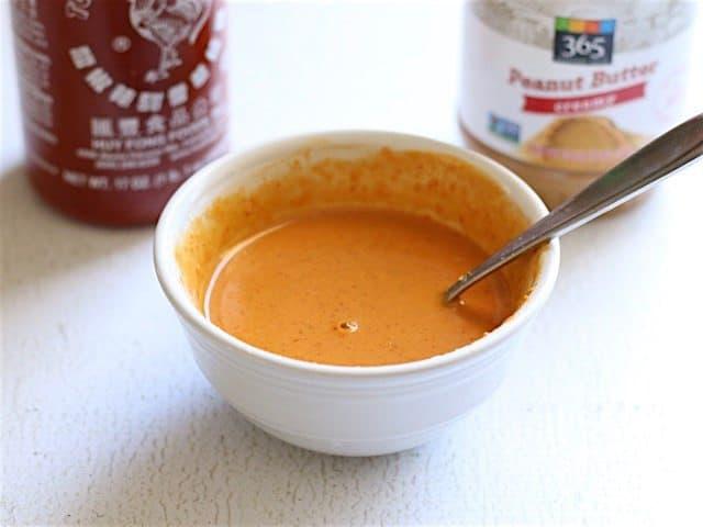 Spicy Peanut Sauce