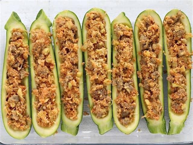 Stuff Zucchini