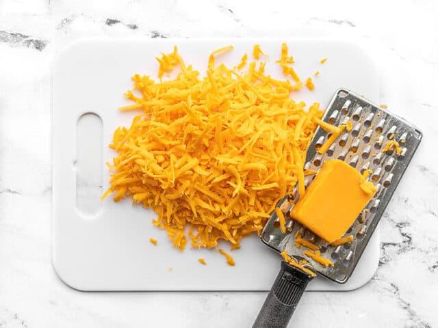 Shred Cheddar Cheese