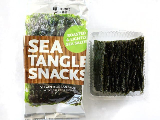 Nori Snacks