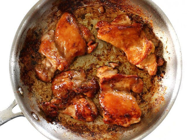 Cook Chicken in Skillet