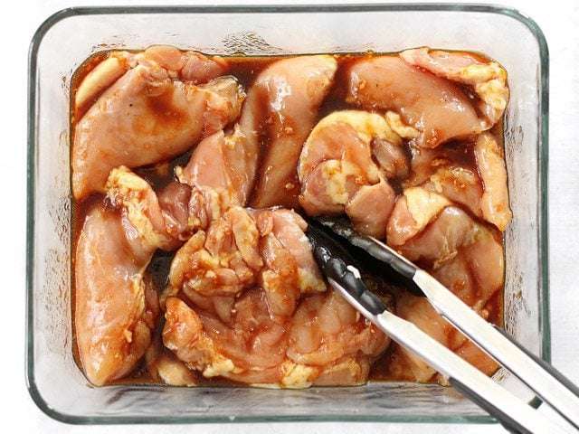 Marinate Chicken