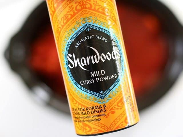 Sharwoods Curry Powder