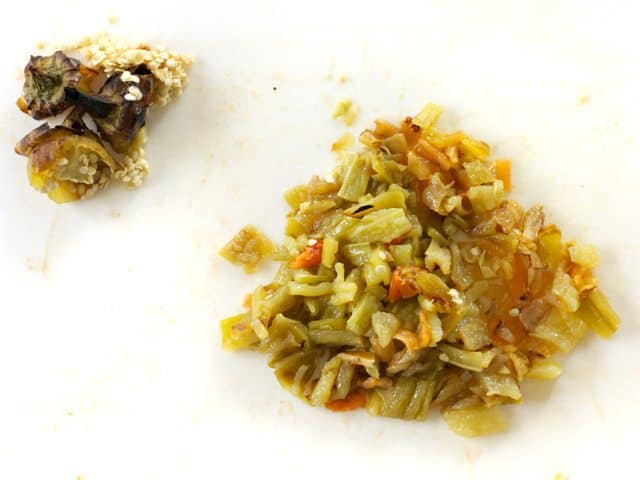 Chopped Hatch Chiles (tops and seeds removed)