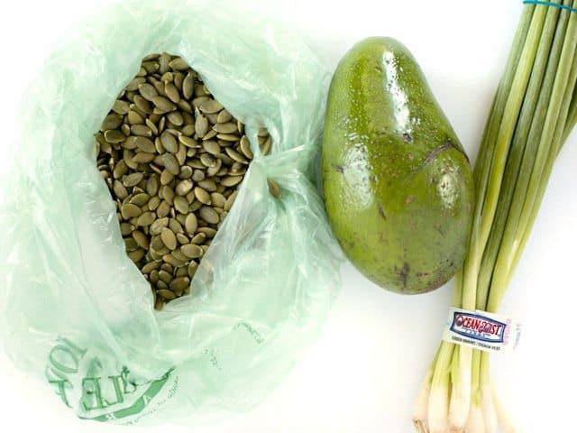 Pepitas Avocado Green Onion