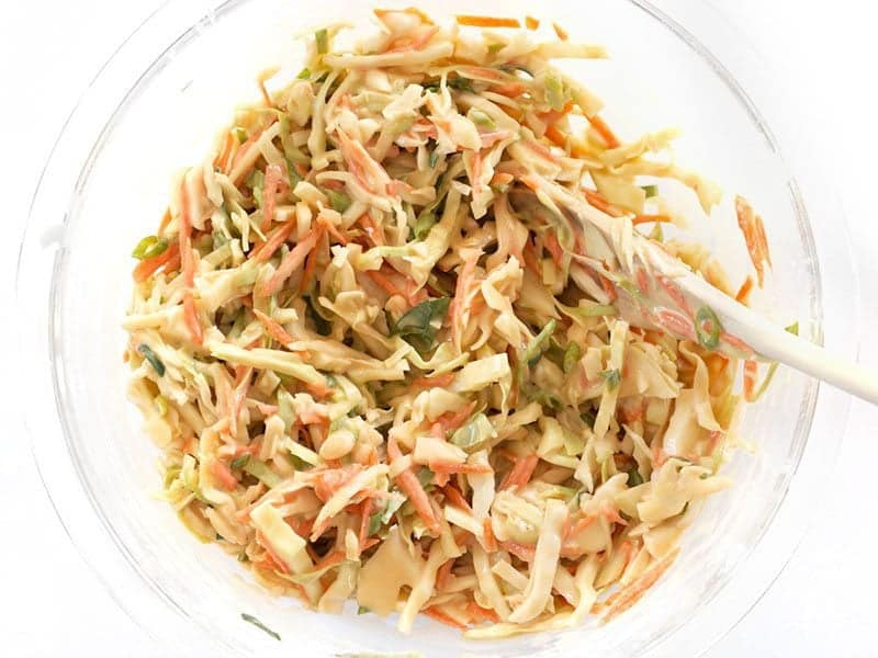 Stir in Shredded Vegetables